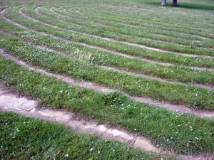 The Labyrinthine Path