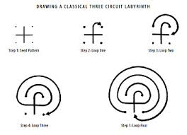 seed pattern--how to draw